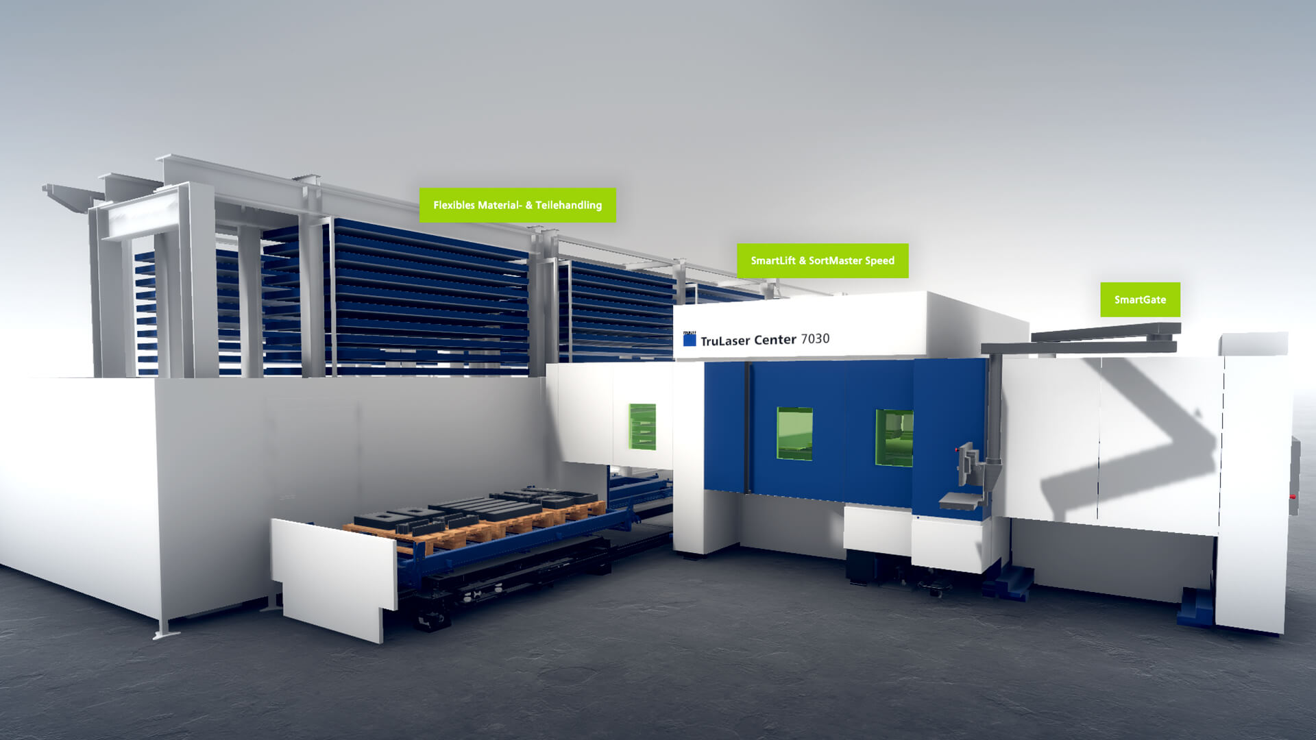 TRUMPF Group Galerie 6