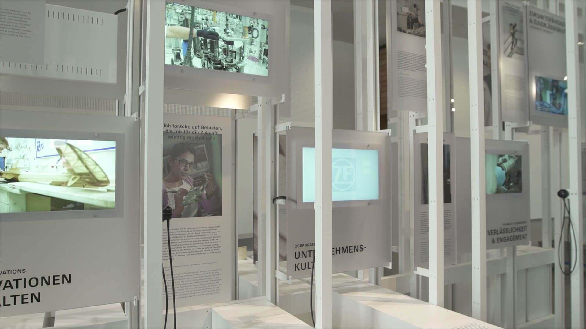 ZF Friedrichshafen Galerie 1