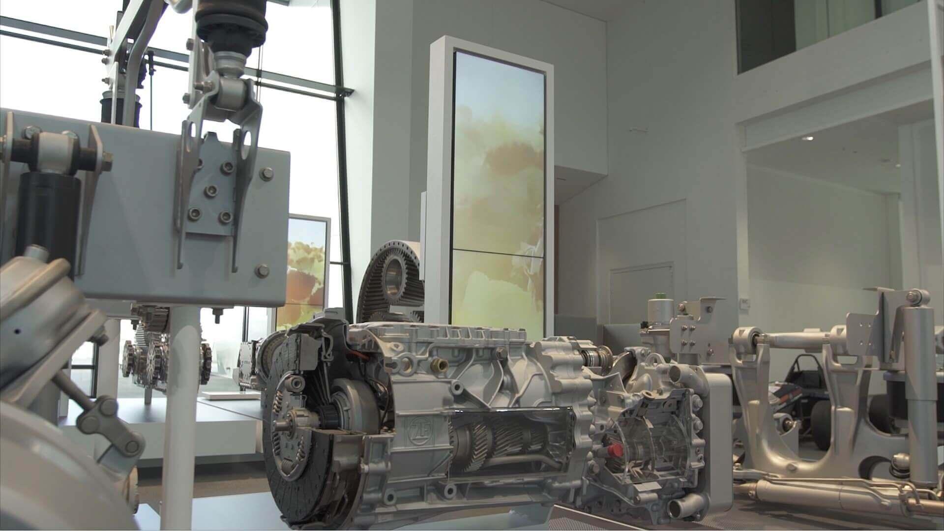 ZF Friedrichshafen Galerie 2